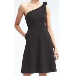 Banana Republic Flare Dress